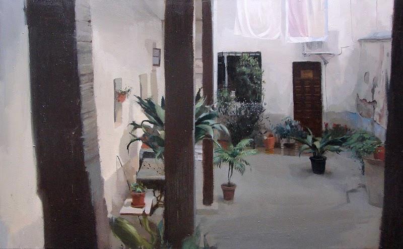El pintor y mi novia - 2 part 8