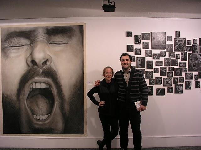 Exposicion en madrid pintores chilenos contemporaneos - Pintores en leganes ...