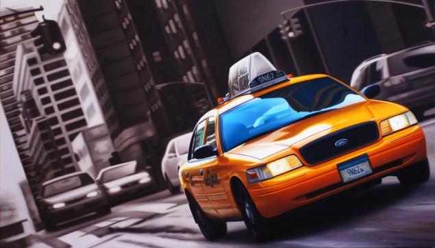 Taxi scene 1