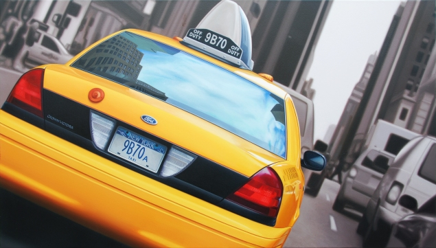 Taxi scene 2