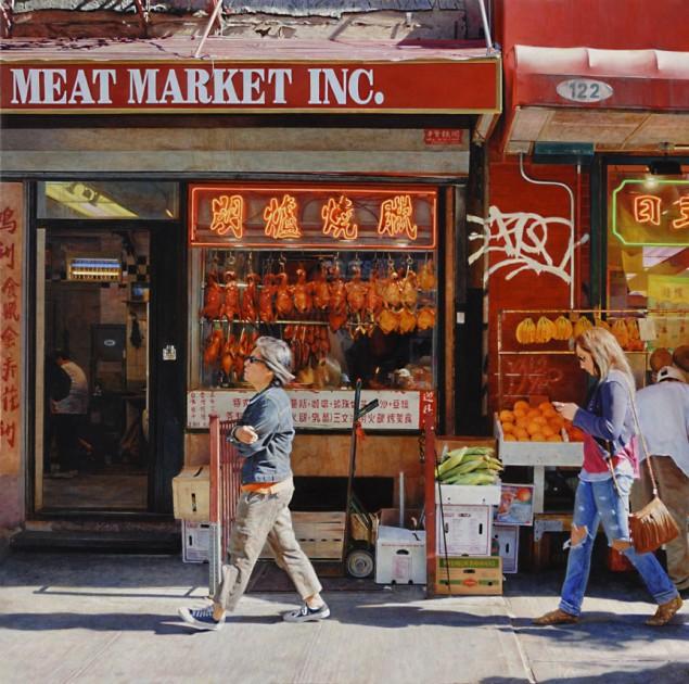 Jose Luis Corella - Meat Market_0