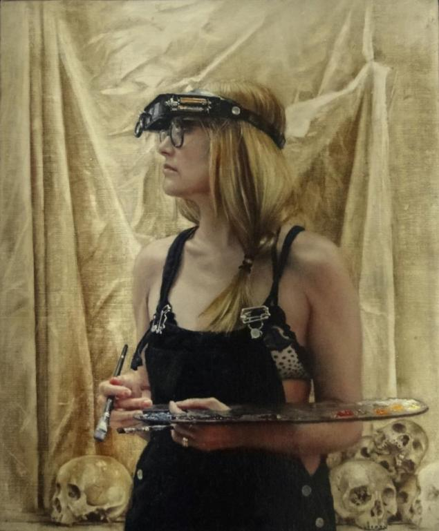 Carmen Mansilla artista