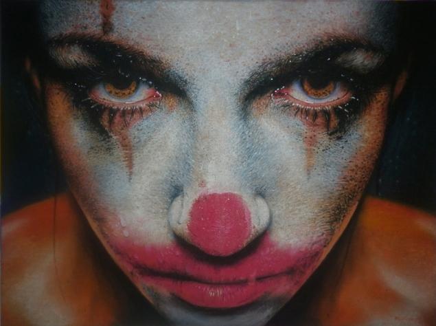 clown 1000