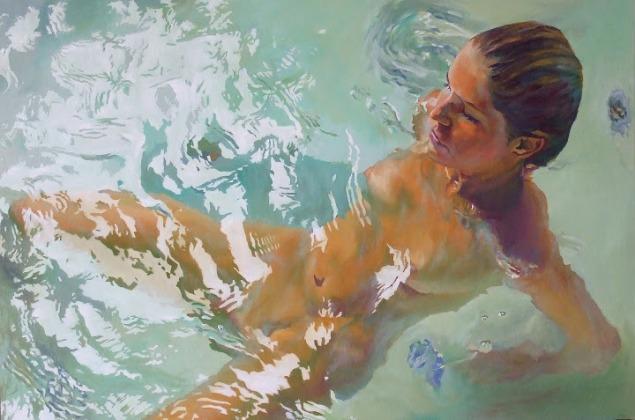 Mujer en la bañera (1)