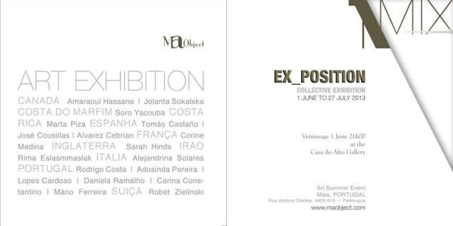expo internacional EX-POSITION Mix 2013