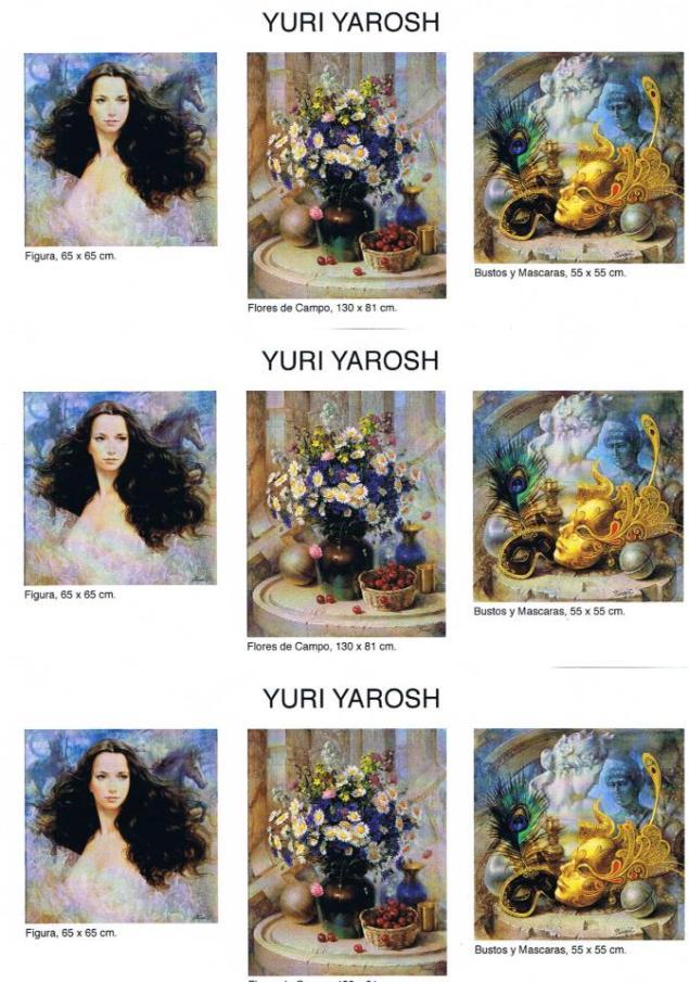 expo yuri yarosh