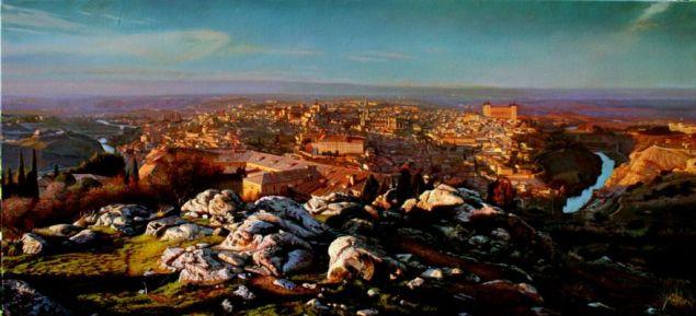 Modesto Trigo, Toledo, Recuerdos