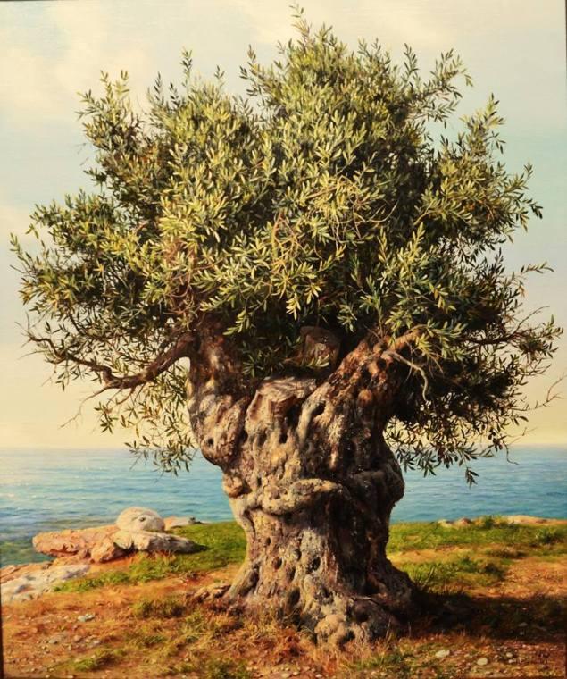 Elidon Hoxha Artist Painter