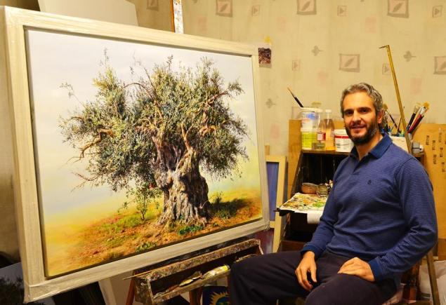 Elidon Hoxha Artist Painter5