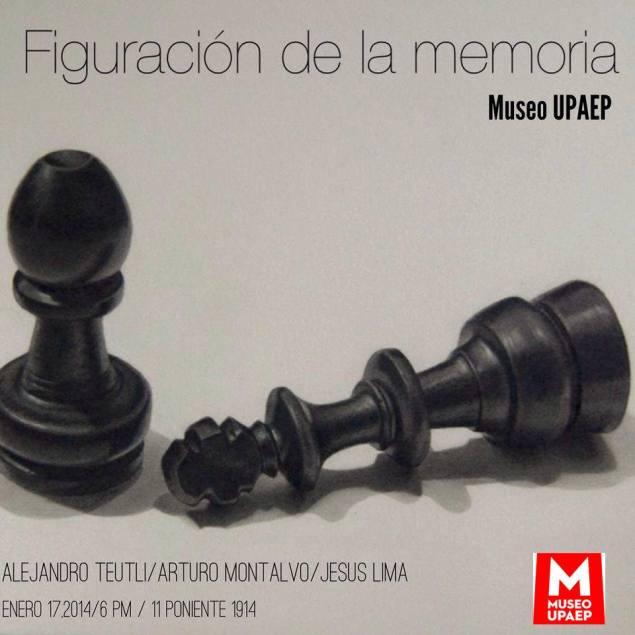 Exposicion Figuración de la memoria