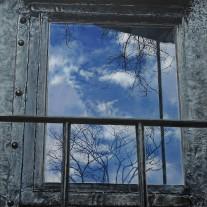 """Autor: Inma García Valderas Título: """"Reflejos"""" Dimensiones: 65 x 54 cm Técnica: Acrílico sobre lienzo"""