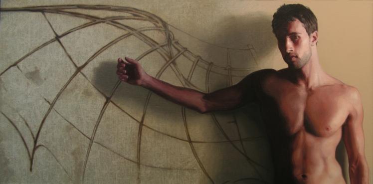 2 Ganador V Exposicion Virtual de Realismo en la pintura