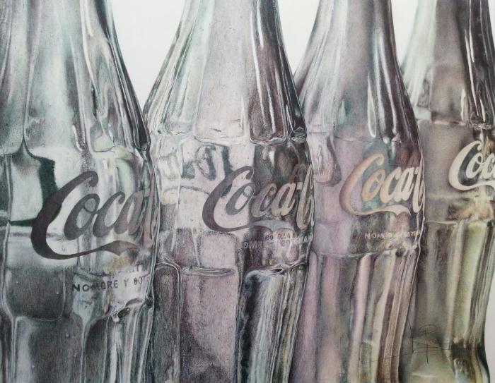 5 Ganador V Exposicion Virtual de Realismo en la pintura