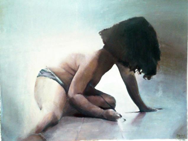 5 Ganador V Exposicion Virtual de Realismo en la pintura2