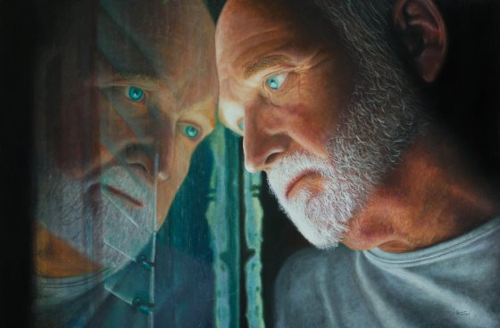 6 Ganador V Exposicion Virtual de Realismo en la pintura