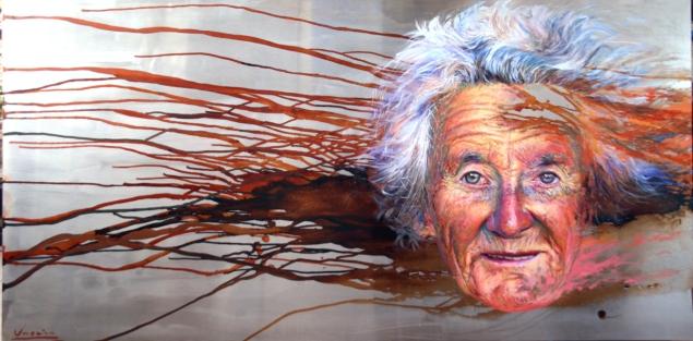 8 Ganador V Exposicion Virtual de Realismo en la pintura3