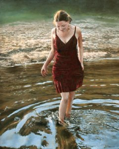 Painting_woman_water