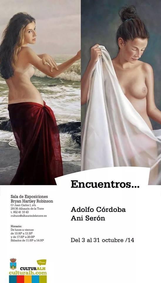 Adolfo Cordoba encuentros