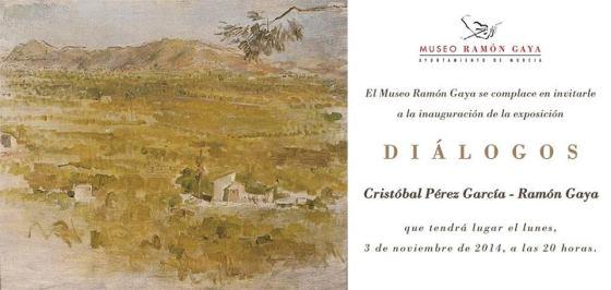 Cristóbal Pérez García expo