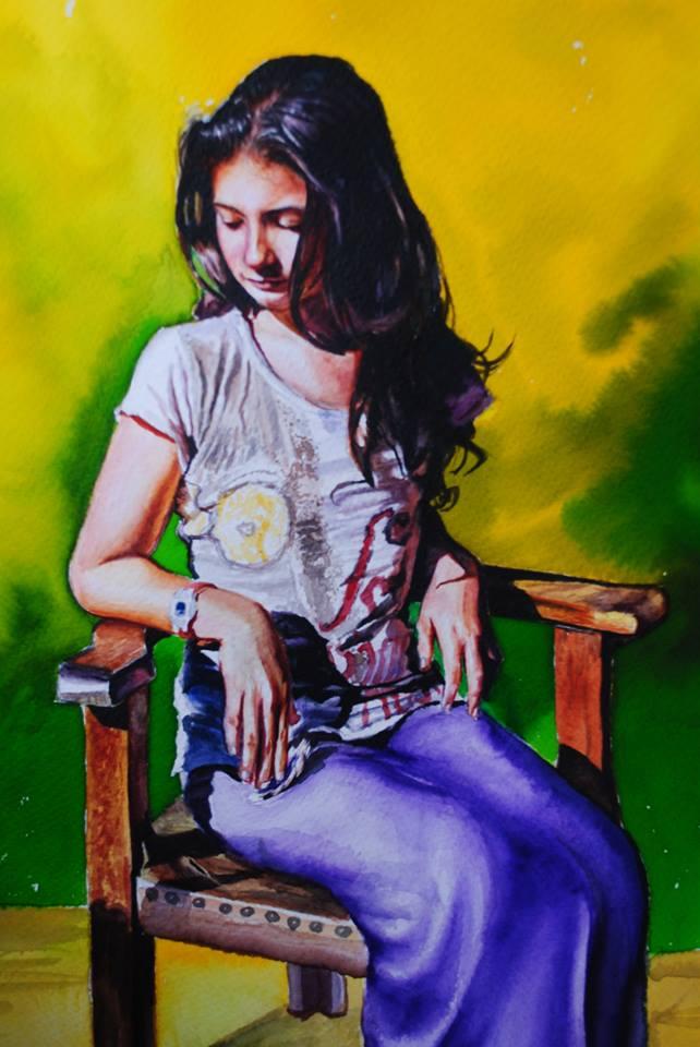 Carlos Watercolor Arts3