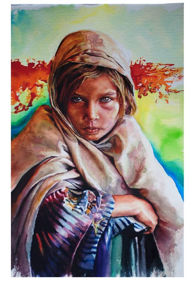 Carlos Watercolor Arts4