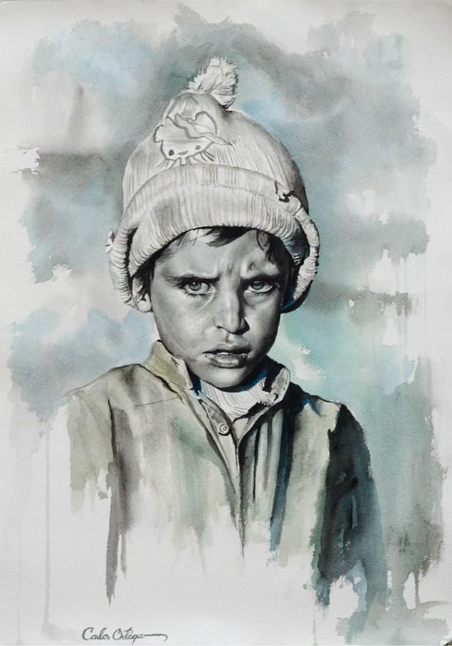 Carlos Watercolor Arts8